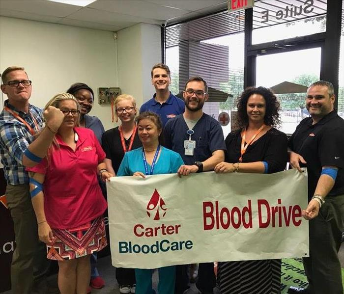Blood Drive August 2017