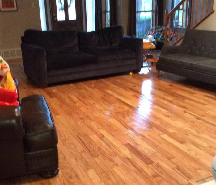 Water Damage - Euless, Texas