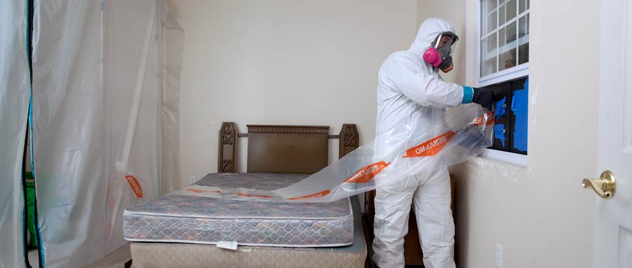 Hurst, TX biohazard cleaning